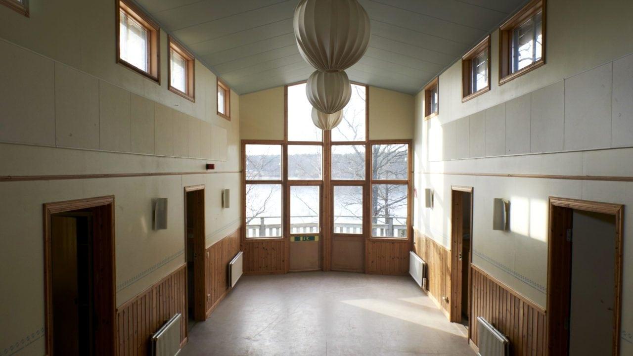 Stor hall